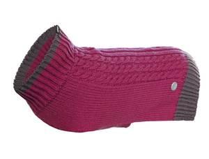 Bilde av Icepeak Warmer Sweater Knitwear Raspberry/Grey